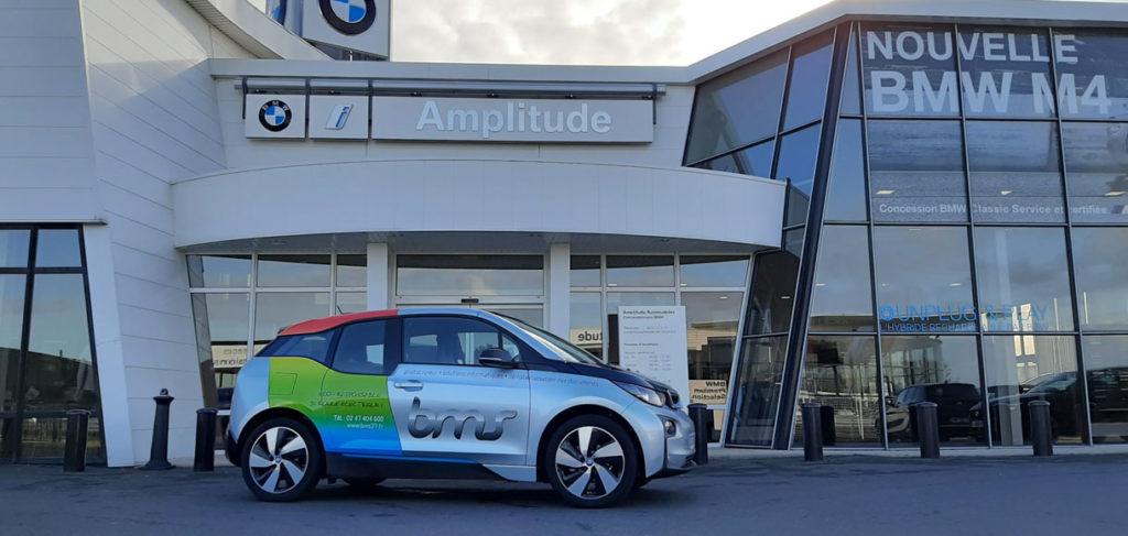 BMS - BMW Amplitude Automobile